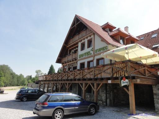 Hotel Kupec - Frymburk