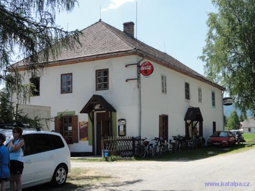Restaurace U Mostu - Dlouhý Bor