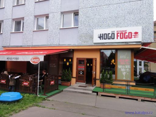 Restaurant Hogo Fogo - Pardubice
