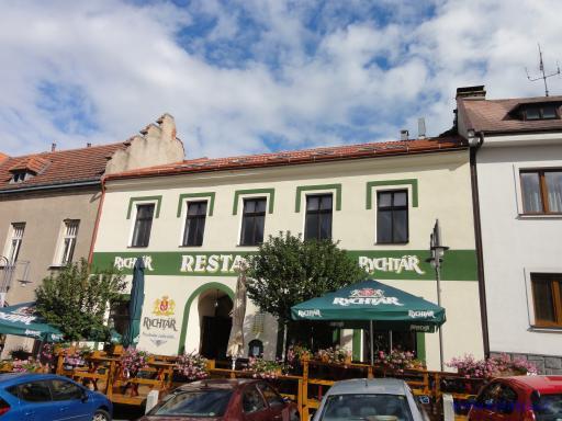 Restaurace Rychtář - Hlinsko