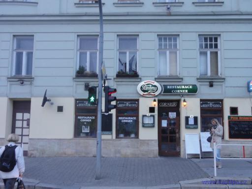 Restaurace Corner - Brno