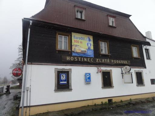 Hostinec Zlatá podkova - Dolní Podluží