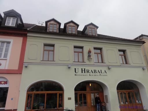 Restaurace U Hrabala - Česká Lípa