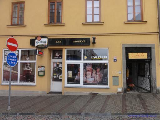 Bar Moskva - Česká Lípa