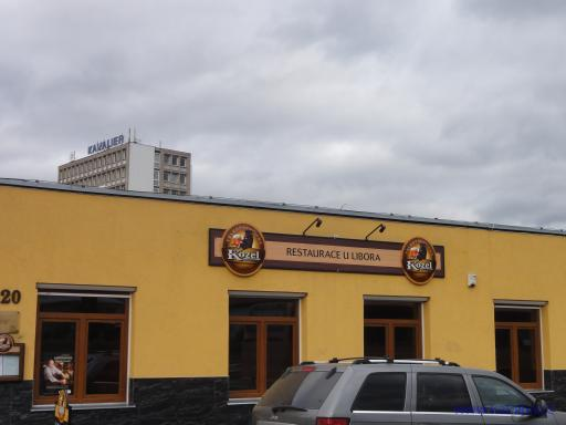 Restaurace U Libora - Sázava Černé Budy