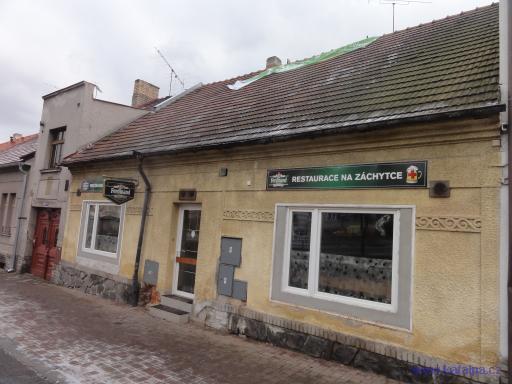 Restaurace Na záchytce - Benešov