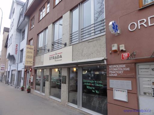 Ristorante La Strada - Praha