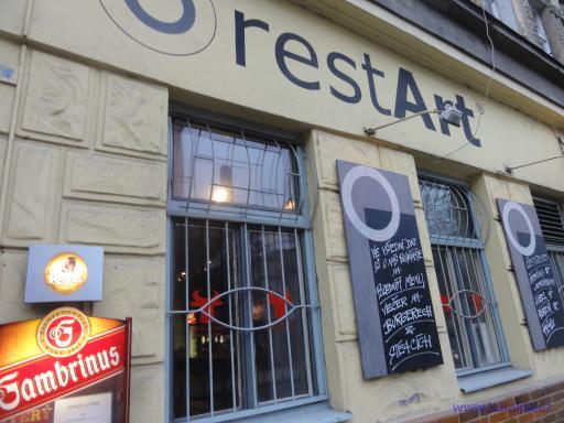 RestArt - Praha