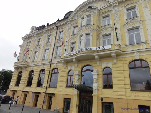 Hotel Elizabeth - Trenčín