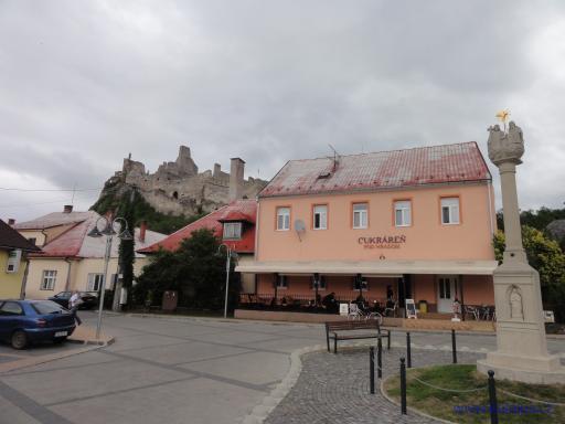 Cukráreň Pod hradom - Beckov
