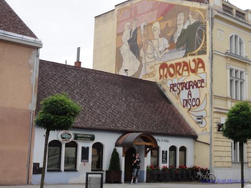 Měšťanská hospůdka Morava - Uherský Ostroh