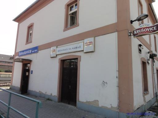 Restaurace Na nádraží - Bohušovice nad Ohří