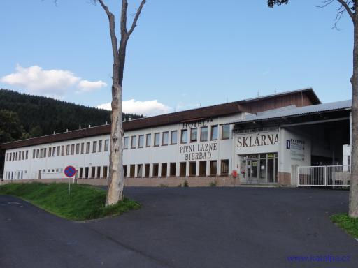 Hotel Pivní lázně - Harrachov