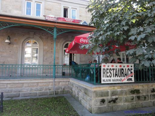 Restaurace Hlavní Nádraží - Děčín