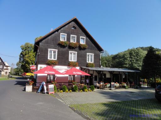 Restaurace Ve starém krámě - Srbská Kamenice