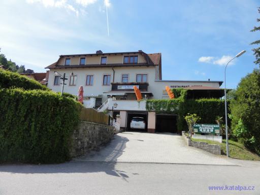 Cafe-Restaurant Seeblick - Seilendorf