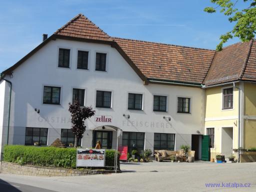 Gasthaus Fleischerei - Brand - Nagelberg