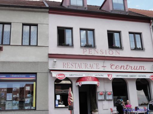 Restaurace Centrum - Trhové Sviny
