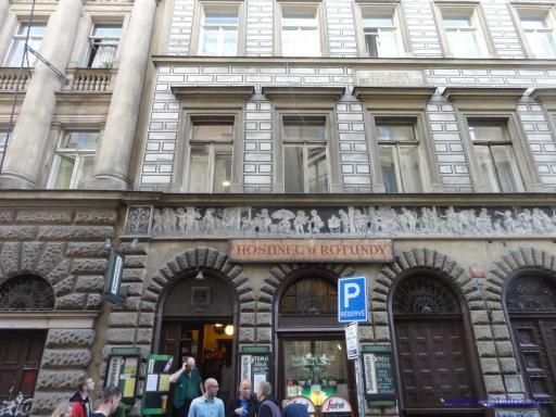 Hostinec U Rotundy - Praha