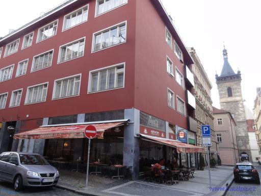 Restaurace Příčný řez - Praha