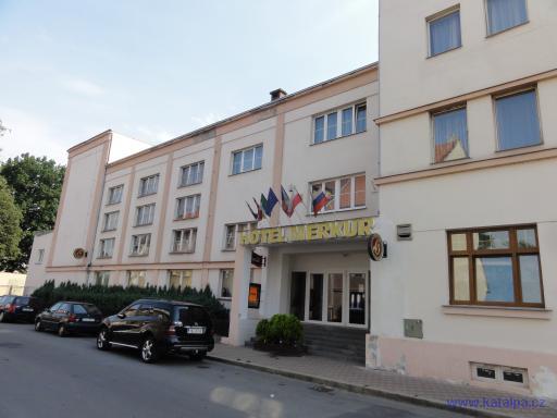 Hotel Merkur - Česká Lípa