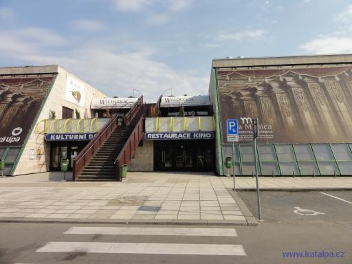 Restaurace Kino Wildcook - Česká Lípa
