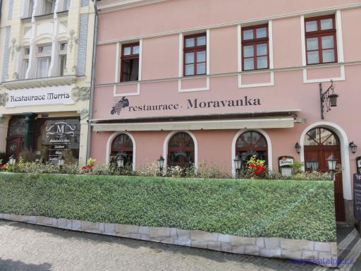 Restaurace Moravanka - Česká Lípa