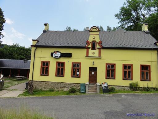 Restaurace U lucerny - Kytlice