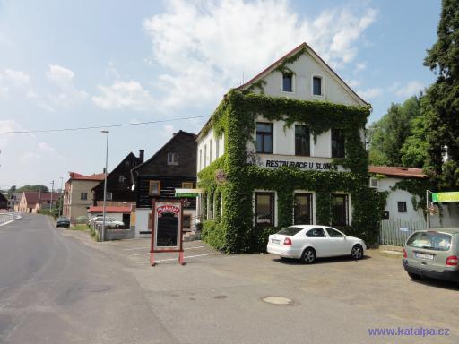 Restaurace U slunce - Česká Kamenice
