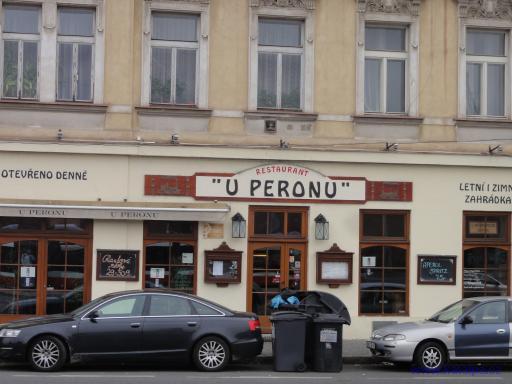 Restaurant U Peronu - Praha Smíchov
