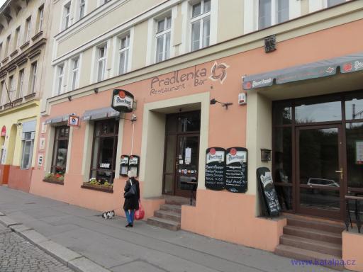 Restaurant Bar Pradlenka - Praha Smíchov