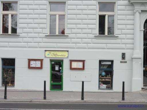Libanonská restaurace Klub cestovatelů - Praha