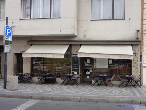 Restaurant Osvěžovna - Praha