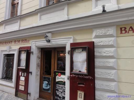 Restaurant R.M.Rilke - Praha