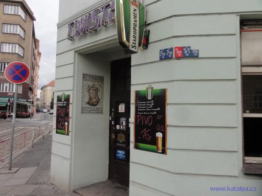 Restaurant Salammbo - Praha