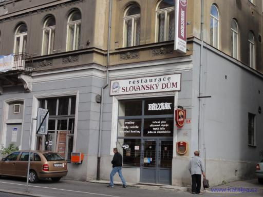 Restaurace Slovanský Dům - Děčín