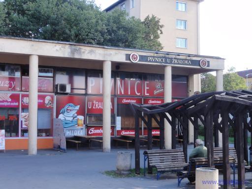 Pivnice U žraloka - Praha Hloubětín