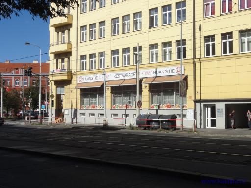 Restaurace Huang He  - Praha Vysočany