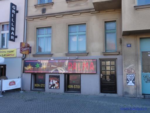 Grillbar Palma - Praha Libeň