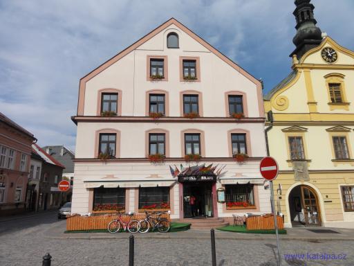 Hotel Bravo - Česká Třebová
