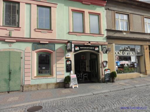 Restaurant Club 13 - Česká Třebová