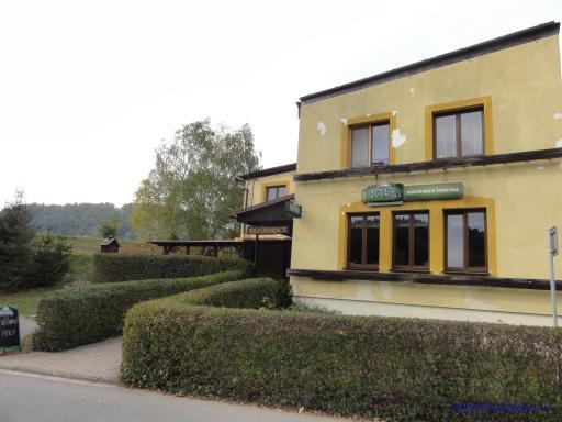 Restaurace Fontána - Bohousová