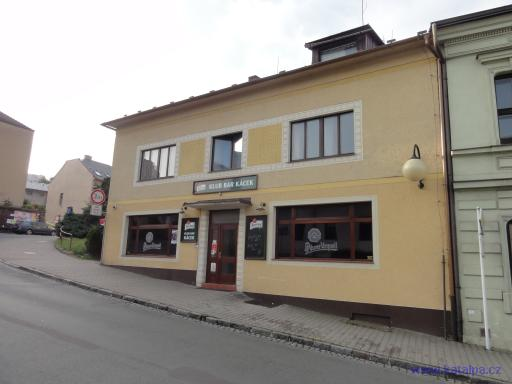 Klub bar Kácek - Rychnov nad Kněžnou