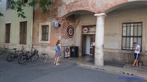 Nemzeti dohánybolt - Győr