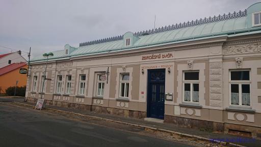 Restaurace Zbirožský Dvůr - Zbiroh