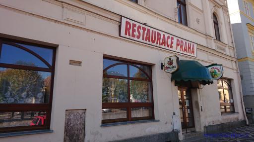 Restaurace Praha - Lomnice nad Popelkou