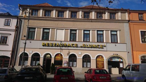 Restaurace Slunce - Litomyšl