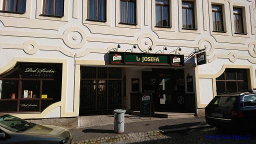 Restaurace U Josefa - Příbram