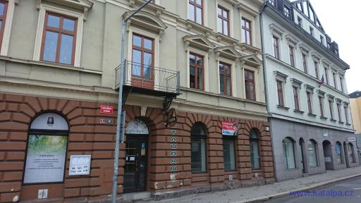 Restaurace Club Alfa - Jablonec nad Nisou