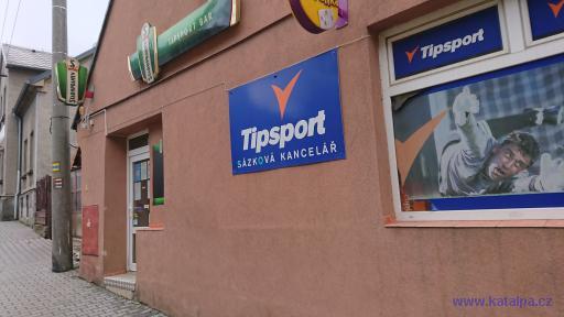 Tipsport bar - Vrbno pod Pradědem